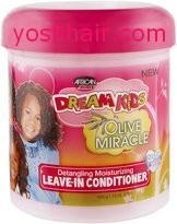 Dream kids Leave in conditioner