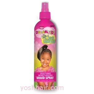 Dream kids Braid spray