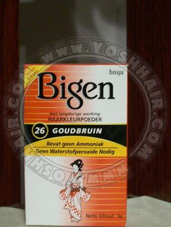 Bigen Goudbruin