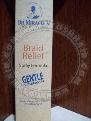 DR.miracle braid relief