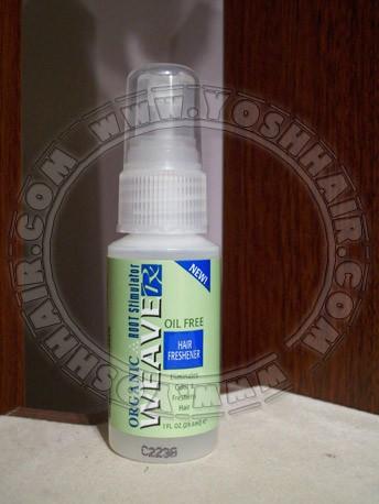 Organic Root weave hair freshener travel