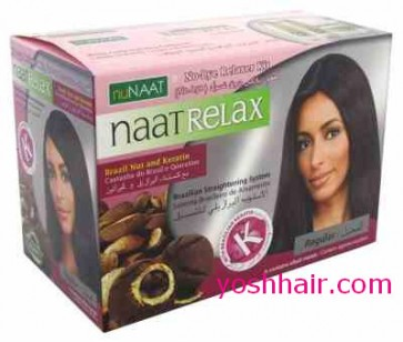 Nu Naat Relaxer Kit Regular
