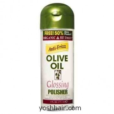 Organic Root Glossing Polisher