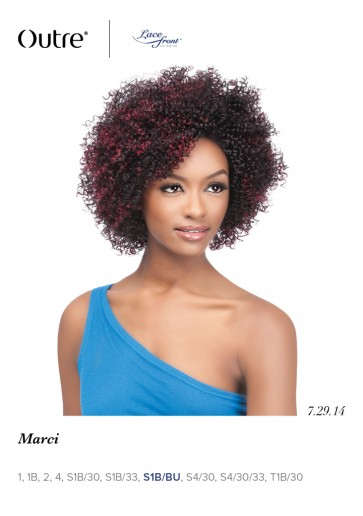 Outre Front Lace Wig Marci