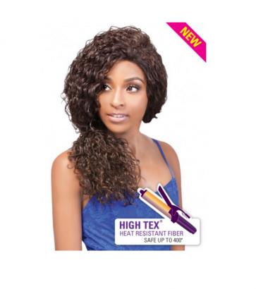 Outre Front Lace Wig Garnet