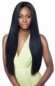 x-pression Dominican blow out straight 14 inch