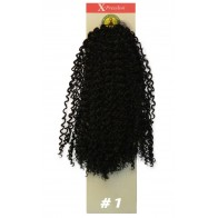 Jerry Curl 14 inch #1 zwart