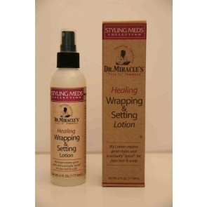 Dr.Miracle's Healing Wrapping & Setting Lotion