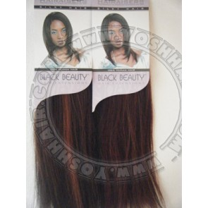 Black Beauty Silky Weft