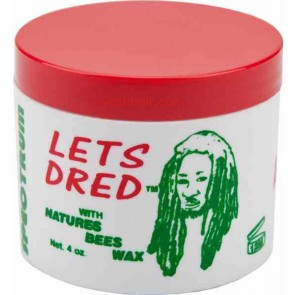 Let's Dred Natures Beeswax