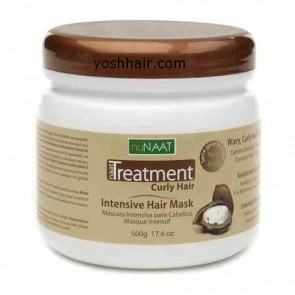 Nu Naat Treatment Curly Hair Mask