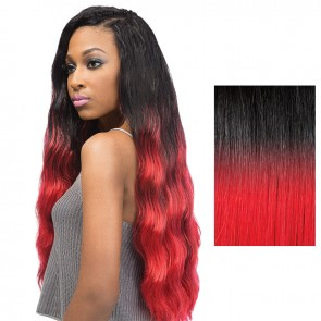 Outre Tahitian braids T1RED