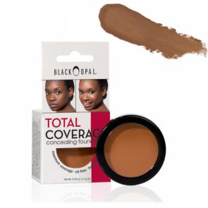 Black Opal Make up Total coverage concealer Carob