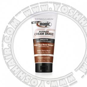 MAGIC Creme Razorless