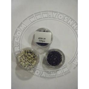 Micro Rings 100 stuks in 3 tinten