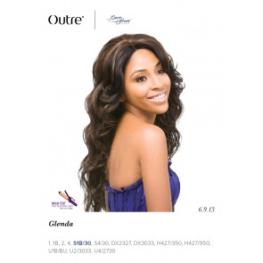 Outre Front Lace Wig Glenda