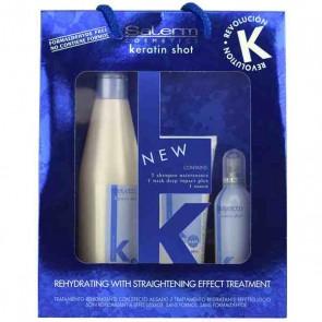 Salerm Keratin Shot Maintenance Kit